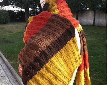 Autumn Shawl