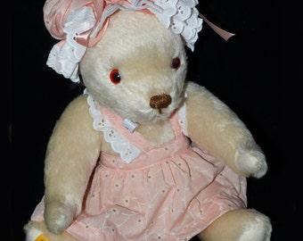 Merrythought Mohair Spring Bear   - 325