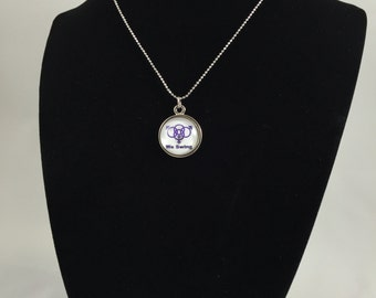We Swing Symbol Pendant