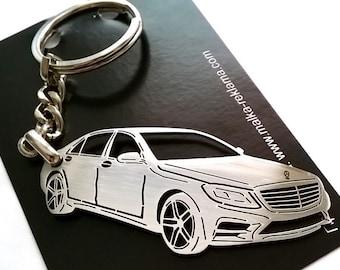 Mercedes keychain mercedes benz keychain mercedes a class for Mercedes benz keychain
