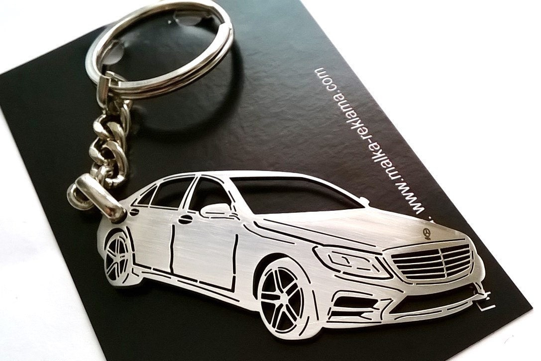 Mercedes keychain mercedes benz keychain mercedes s550 amg for Mercedes benz keychains