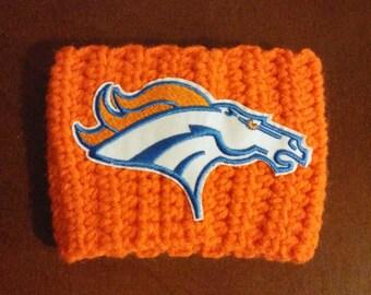 Denver Broncos Cup Cozy
