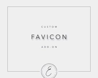 Custom FAVICON Add-On