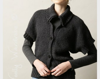 KNITTING PATTERN - Eliza Sweater