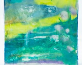 Original Encaustic Painting