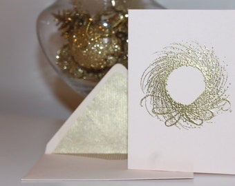 Handcrafted Holiday Cards