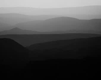 Mountains of the Judean Desert | Fine Art Print