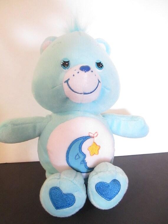 bedtime care stuffed animal
