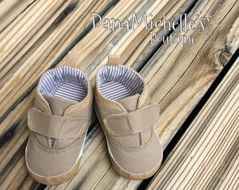 Baby boy shoes/ baby boy boots/ baby summer shoes/Baby canvas shoes