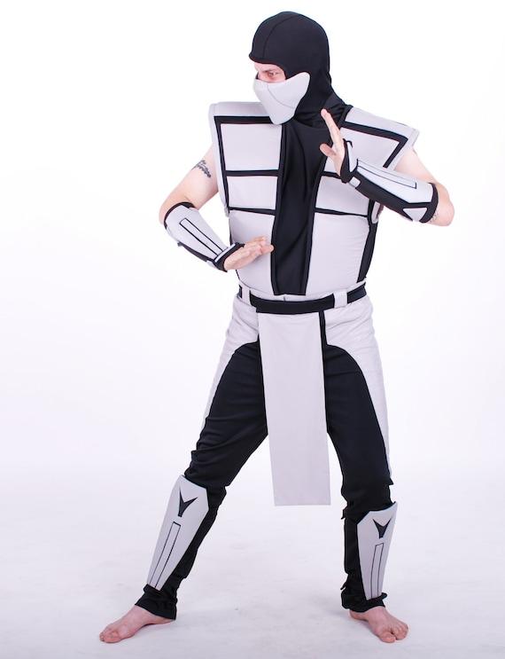 like this item - Mortal Kombat Smoke Halloween Costume