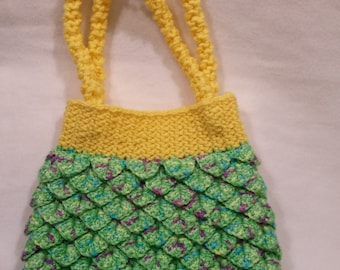 mermaid tears purse