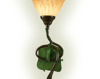Italian Wall Sconce, Wall Sconce, Tropical Wall Sconce, Wall Mount, Wall Sconces