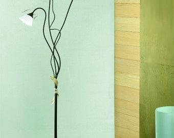 Italian Floor Lamp, Floor Lamp, Tropical Floor Lamp, Floor Lamps