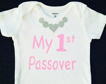 Popular items for jewish baby on Etsy