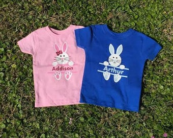 Easter Bunny Shirt- Baby/Youth