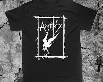 Amebix T Shirt Nausea Anti Cimex Discharge Doom Wolfbrigade Warcollapse Skitsystem Disrupt Aus-rotten Avskum Wolfpack Crust Punk Anarcho