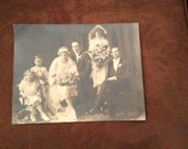 1920's wedding photo, Flapper bride, Flapper wedding, wedding photo