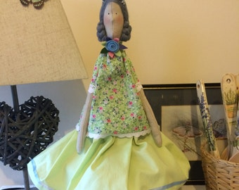 Doll Tilda. Ideal as a home decoration or as a gift