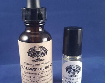 Outlaw's Oil Blend