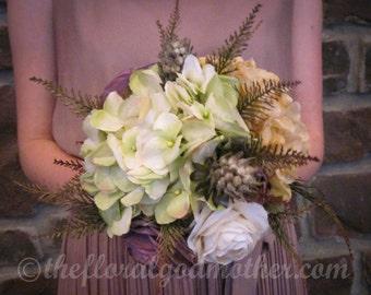 Woodland Wedding Bridesmaid Bouquet Wedding Bouquet