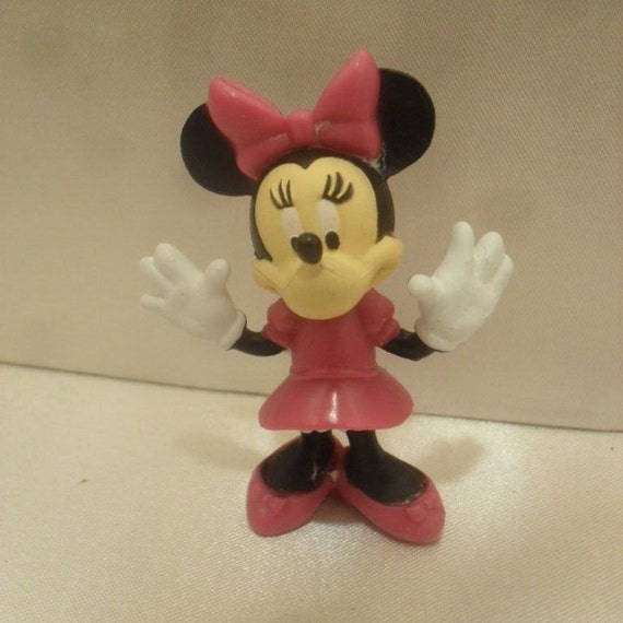 minnie mouse wedding cake toppers minnie mouse cake topper birthday figure figurine wedding 17441