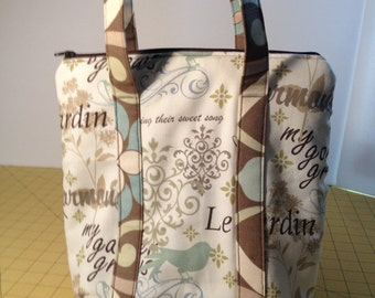 Le Jardin Insulated Lunch bag