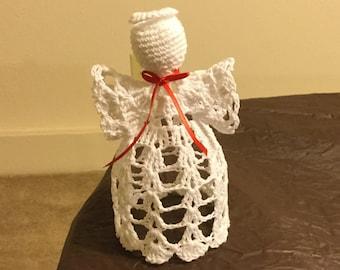 Angel hand made