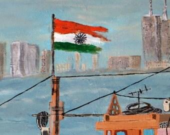Bombay Harbor