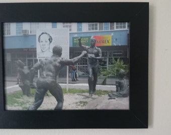 Montego Bay Sam Sharpe Square