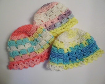 Infant Ice Cream Hat