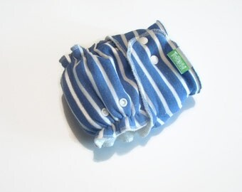 "Bamboo cloth diaper ""Bamboo stripes"""