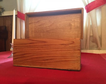 Small Hard Maple Chest
