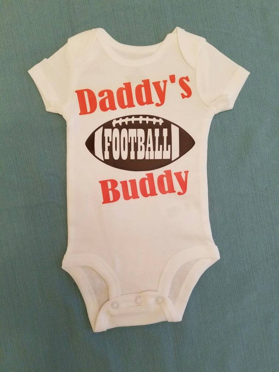 Boy clothes daddy s football buddy outfit by