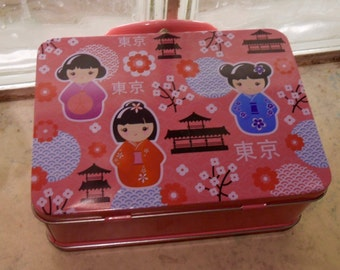 Cute Chinese Lunch box