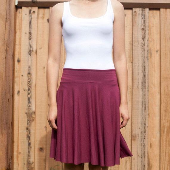 Semi Circle Skirt 63