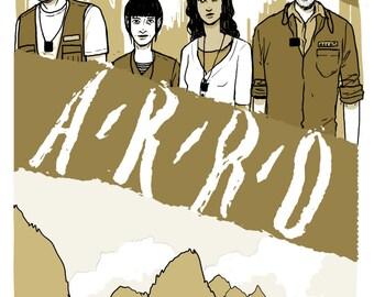 A.R.R.O. Book 2   Godspeed