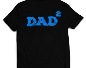 Fathers Day Gift, Dad 2, Dad 3, Dad 4, Dad 5, T-shirt, Dad Gift, New Father Gift, Dad Tee, Dad Shirt