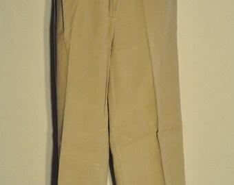 Womens Vintage Corduroy Pants