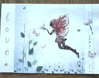 Fairy Love Card