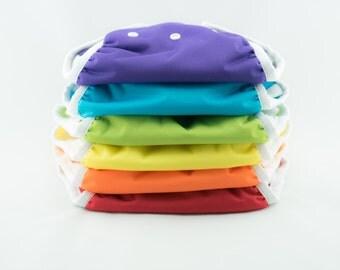 Nelpe Covers, Rainbow Bundle; Size 1