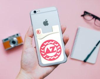 Delta Zeta Phone Wallet