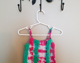 Pink and Green Cami, 2T SALE