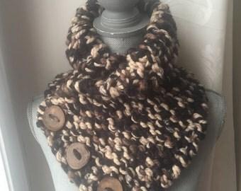 Desert Knit Collar