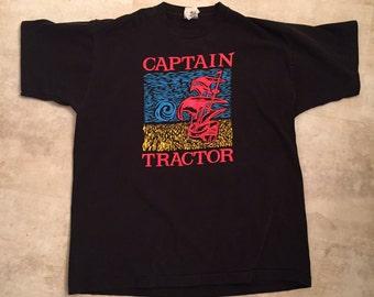 Captain Tractor TShirt