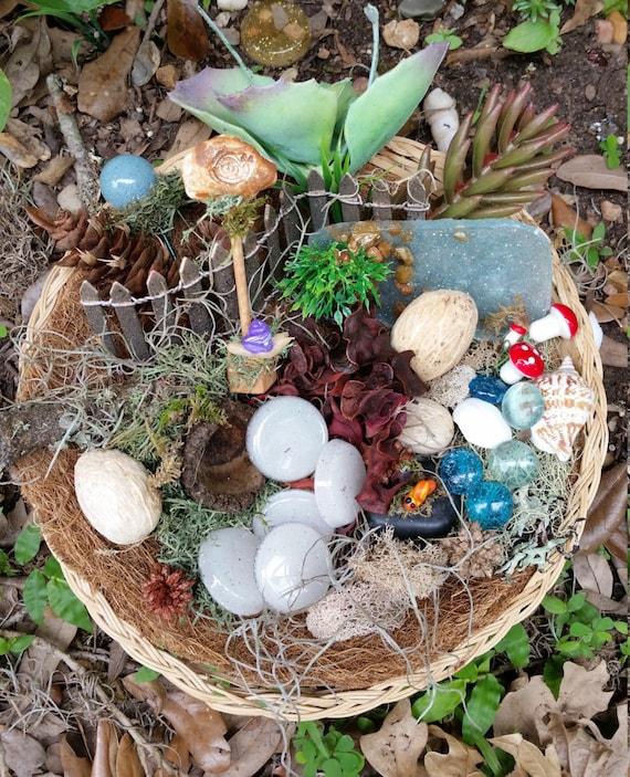 Fairy Garden Kit Fairy Garden Supplies Large Fairy Kits
