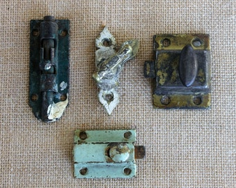 Vintage Door Latches