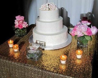 Sparkly Table cloth for Wedding, Event
