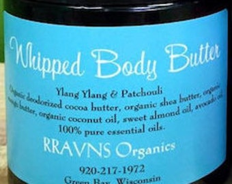 Yin and Yan Whipped Body Butter