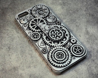 Dieselpunk case for Iphone 5 and 5S