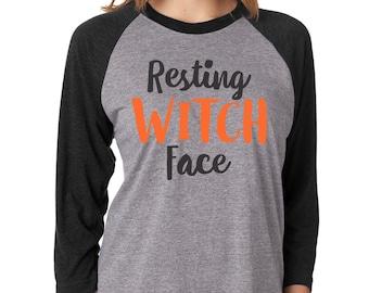 Resting Witch Face, Halloween Shirt, Witch Better Have My Candy, Funny Halloween Shirt, Halloween TShirt, Womens Halloween Shirt
